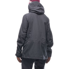 Houdini W's Cube Jacket Rock Black